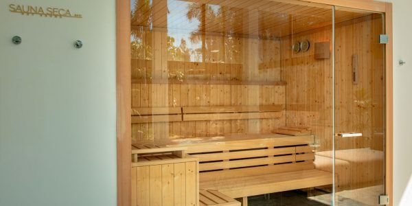 hotel bless sauna frontal